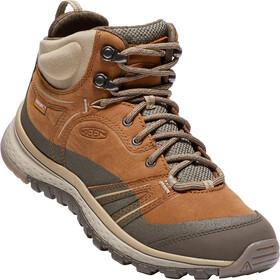 Keen Terradora WP - Chaussures Femme - gris/marron